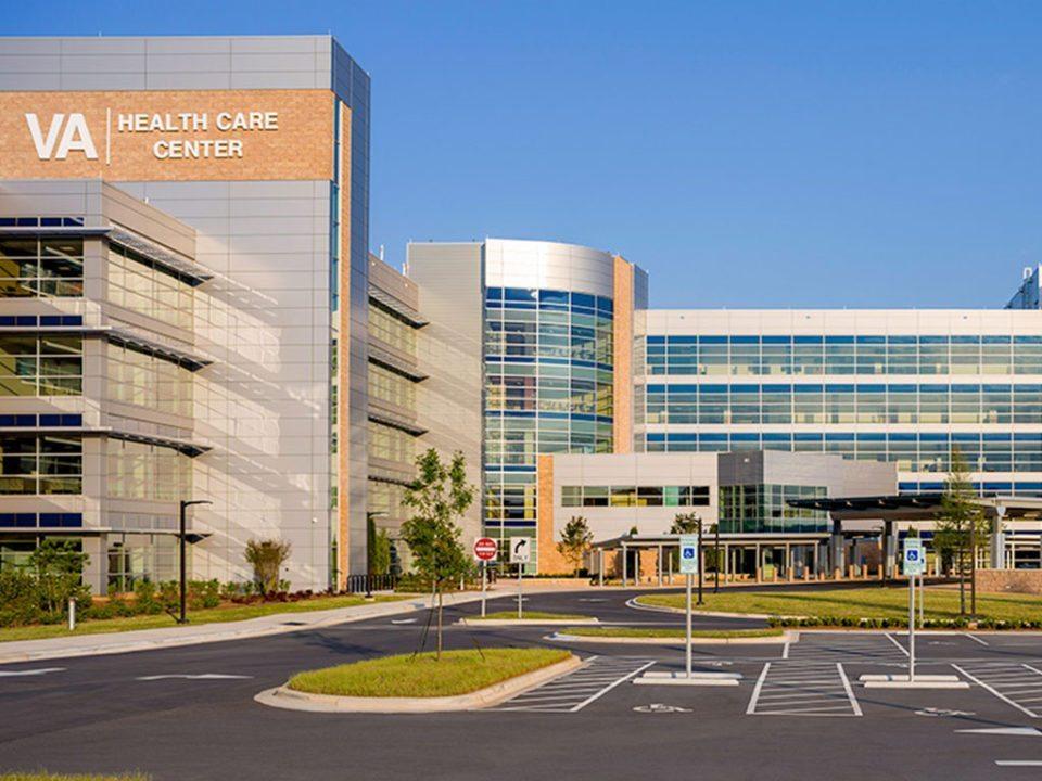 VA Hospital Charlotte Cambridge Commercial Real Estate Property Development North Carolina