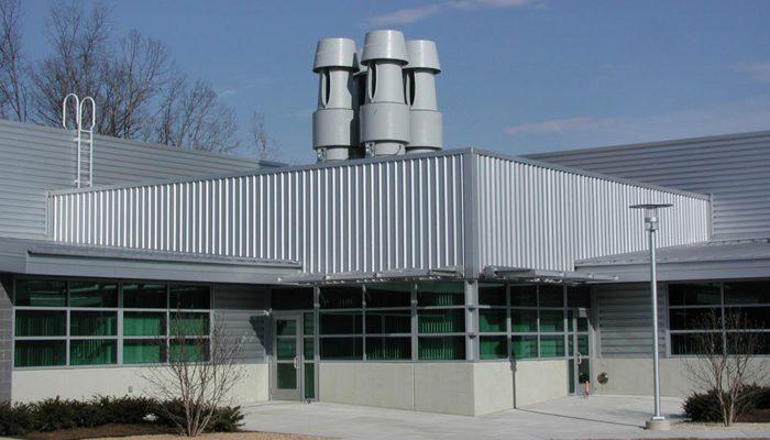 Special Testing Facility/ DEA Building