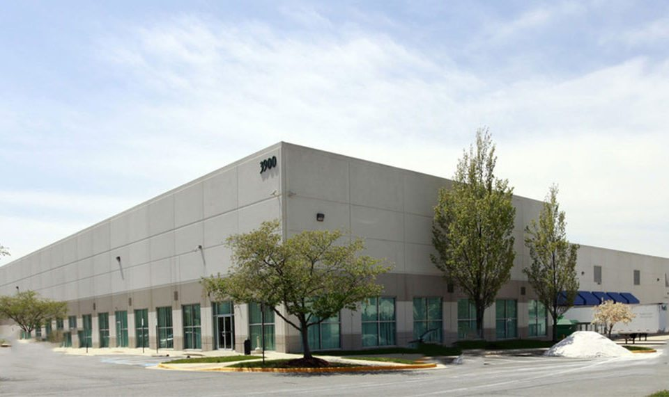 Chantilly Distribution Center Cambridge Commercial Real Estate Property Management and Leasing Virginia, Maryland and DC